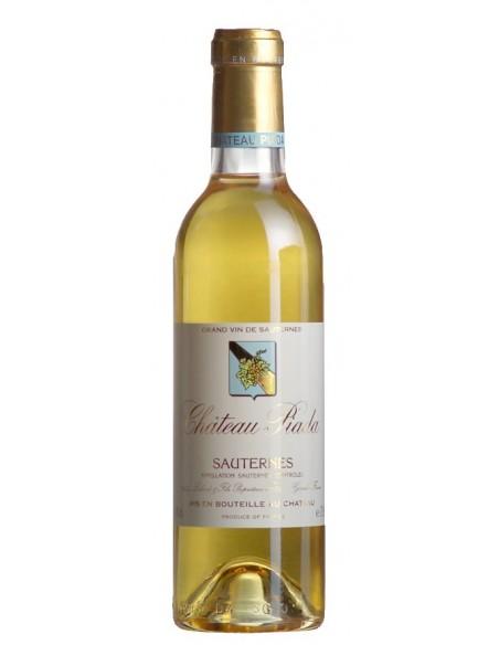 Sauternes 2015 Chateau Piada ml 375