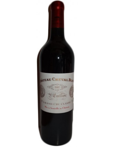 Chateau Cheval Blanc Premier Gran Cru Classe &quotA&quot  2007