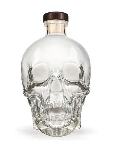Vodka Crystal Head