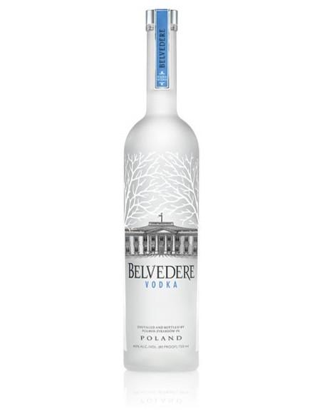 Magnum Vodka Belvedere