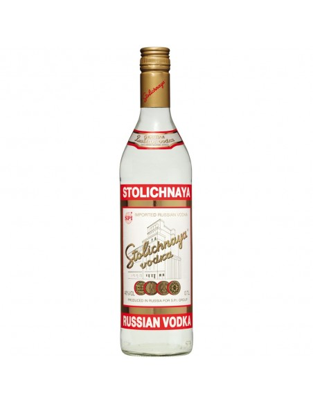 Vodka Stolichnaya Red