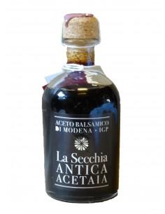 Aceto Balsamico di Modena IGP Cuvèe 2 stelle La Secchia 250 ml.