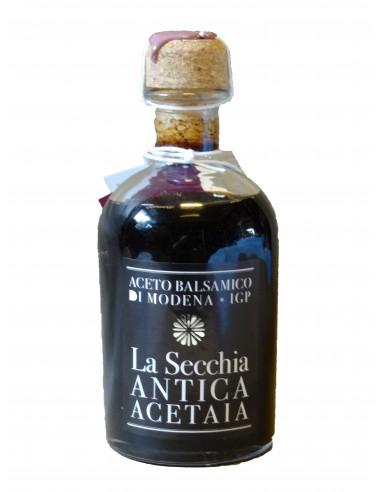 Aceto Balsamico di Modena IGP Cuvèe 8 La Secchia 250 ml.