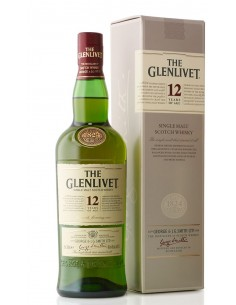 Whisky The Glenlivet 12 anni