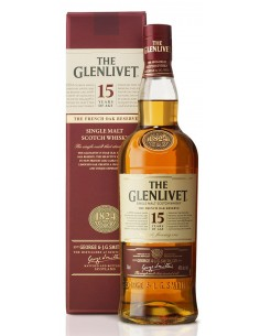 Whisky The Glenlivet 15 anni