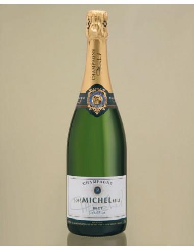 Champagne Brut Tradition José Michel