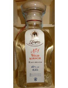 Distillato di Ciliegie Selvatiche - Wild Kirsch n. 1 Ziegler cl. 35