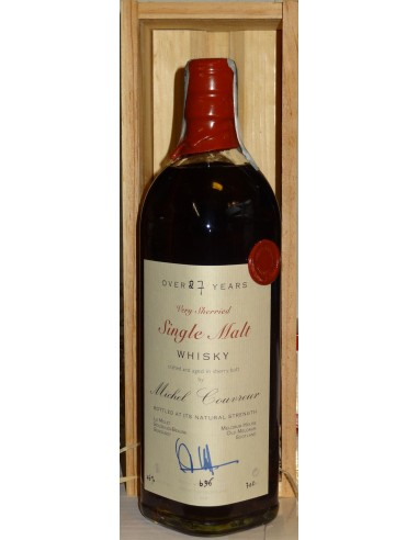 Whisky Very Sherried Single Malt Couvreur