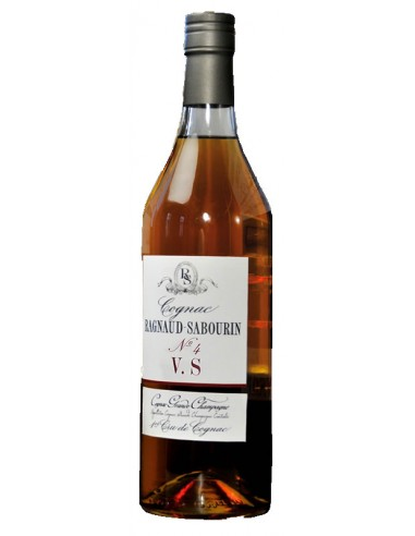 Cognac Ragnaud Sabourin Grande Champagne Alliance VS no 4