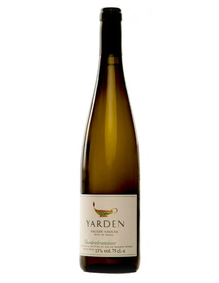 Gewurztraminer Golan Heights 2016 Yarden