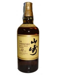 The Yamazaki Single Malt Whisky 12 anni