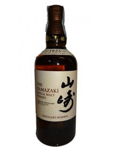 The Yamazaki Single Malt Whisky Distiller's Reserve