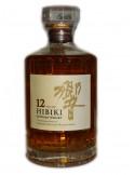 Suntory Whisky 12 anni Hibiki