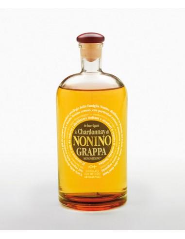 Grappa Monovitigno Chardonnay Barrique Nonino