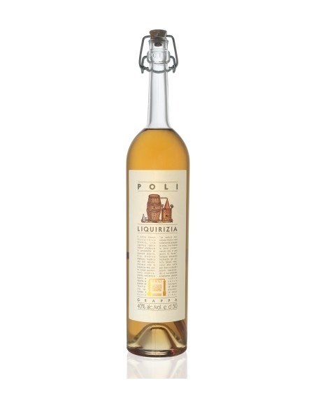 Grappa di Liquirizia Poli