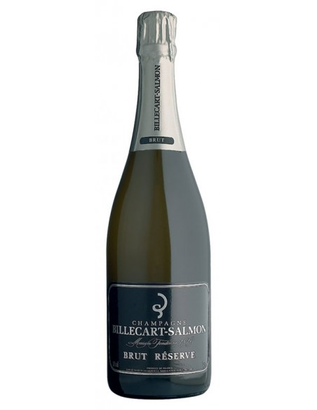 Champagne Brut Reserve Billecart Salmon