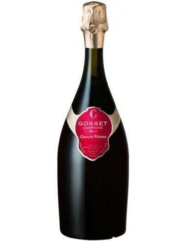 Champagne Grand Reserve Brut Gosset Magnum