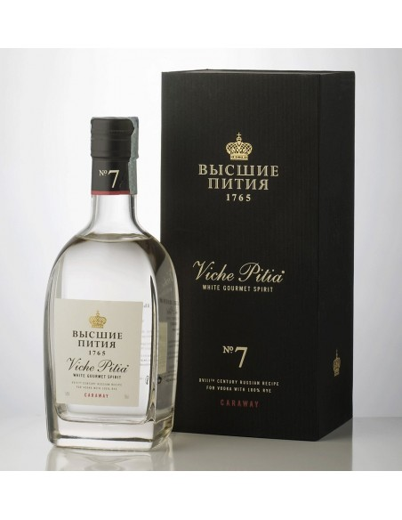 Vodka Caraway N. 7 Pitia