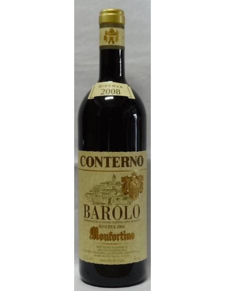 Barolo DOCG Riserva Monfortino 2008 Giacomo Conterno