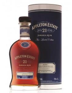 Jamaica Rum 21 anni Appleton