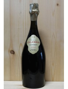 Champagne Celebris Extra Brut 2002 Gosset