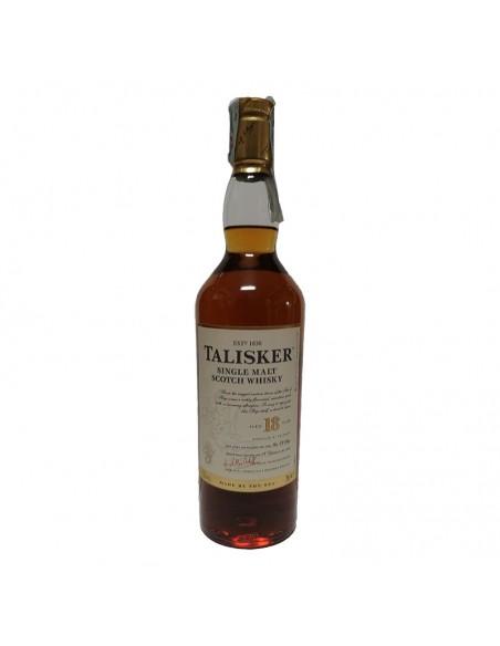 Whisky Talisker 18 anni