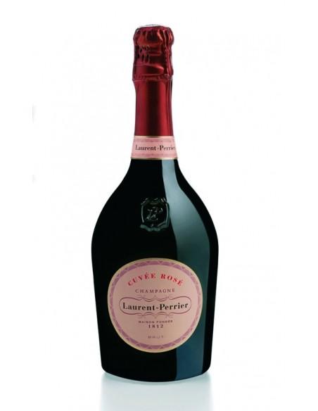 Champagne Cuvee Rosé Laurent Perrier