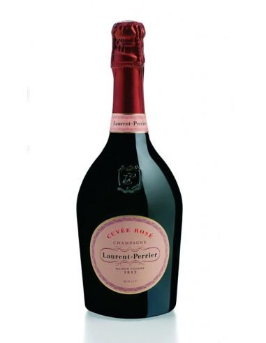 Champagne Cuvee Rosé Laurent Perrier Magnum