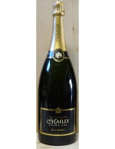 Champagne Brut Reserve Grand Cru Mailly Magnum