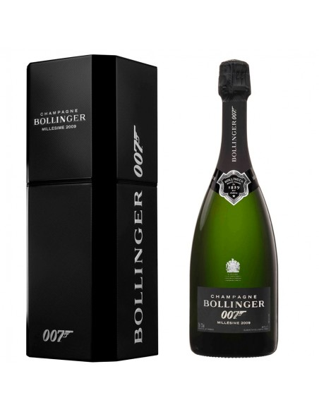 Champagne Bollinger 2009 Limited Edition 007 Spectre