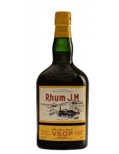 Rhum Agricolo J.M. VSOP Crassous de Medeuil