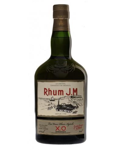 Rhum Agricolo J.M. XO Crassous de Medeuil