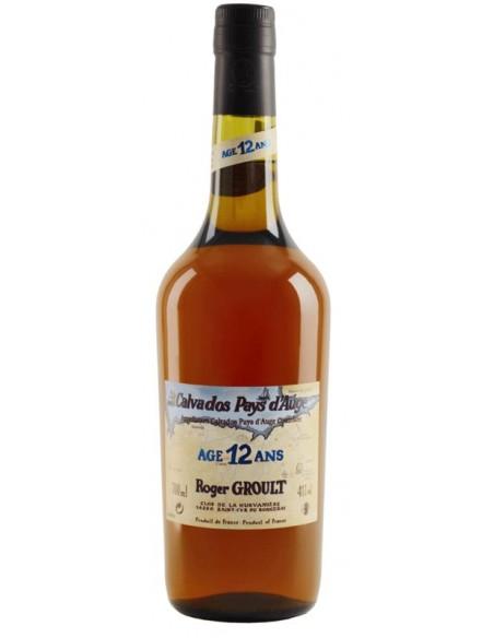Calvados Pays d'Auge Roger Groult 12 Anni
