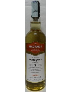 Whisky Inchgower 7 anni John Maccrae