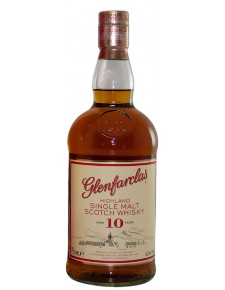 Whisky Glenfarclas 10 anni