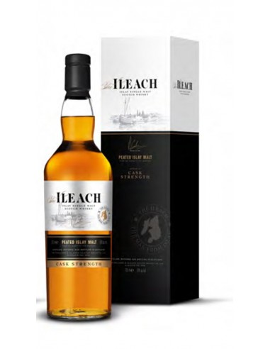 Islay Single Malt Scotch Cask Strenght Whisky Ileach