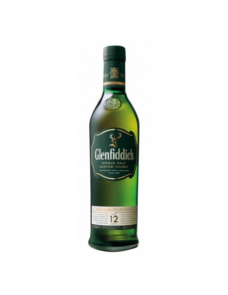 Whisky Glenfiddich 12 anni