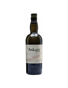 Whisky Port Askaig 100 Proof