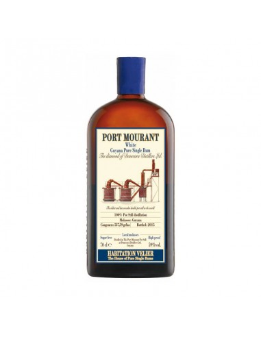 Port Mourant White