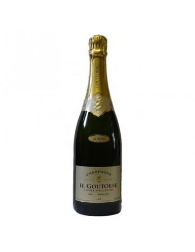 Champagne Brut Millesimato 2006 Henri Goutorbe