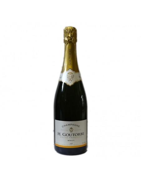 Champagne Brut Henri Goutorbe