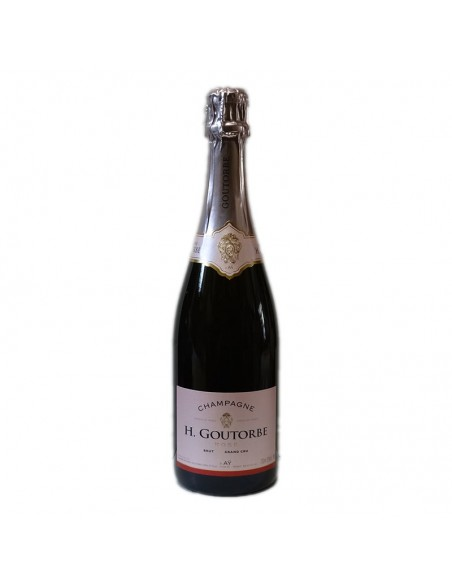 Champagne Brut Rose' Henri Goutorbe