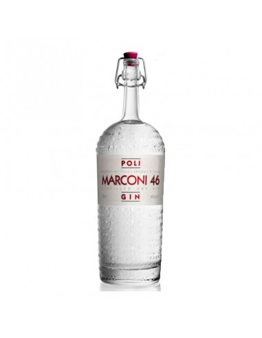Marconi 46 Dry Gin Poli