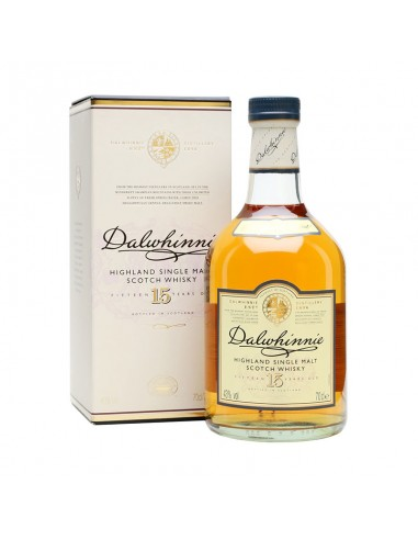 Whisky Dalwhinnie 15 anni