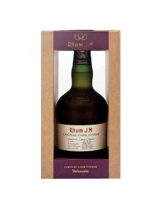 Rhum Agricolo J.M. Delamain Finish Crassous de Medeuil cl. 50