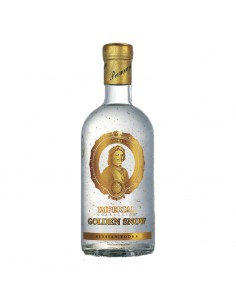Premium Russian Vodka Imperial Golden Snow