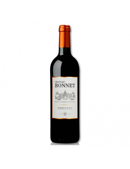 Bordeaux Chateau Bonnet Reserve 2011