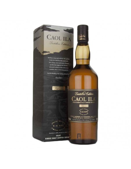 Whisky Caol Ila Distillers Edition 2008 - 2020