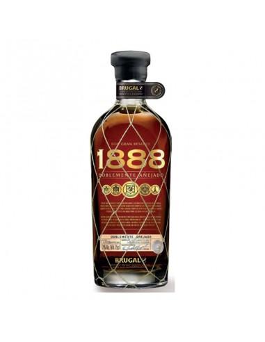 Rum Dominicano 1888 Brugal