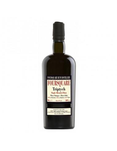 Rum Foursquare Triptych 2004 -2005 - 2007